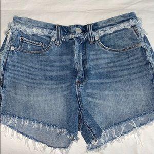 Blank NYC size 27 denim shorts